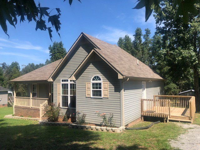 11 Ben Thompson Rd Property Photo - Kelso, TN real estate listing