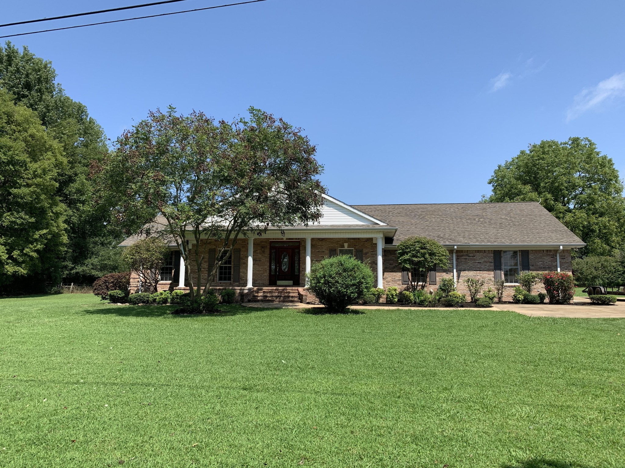 48 Hugh Carrington Ln Property Photo - Parsons, TN real estate listing