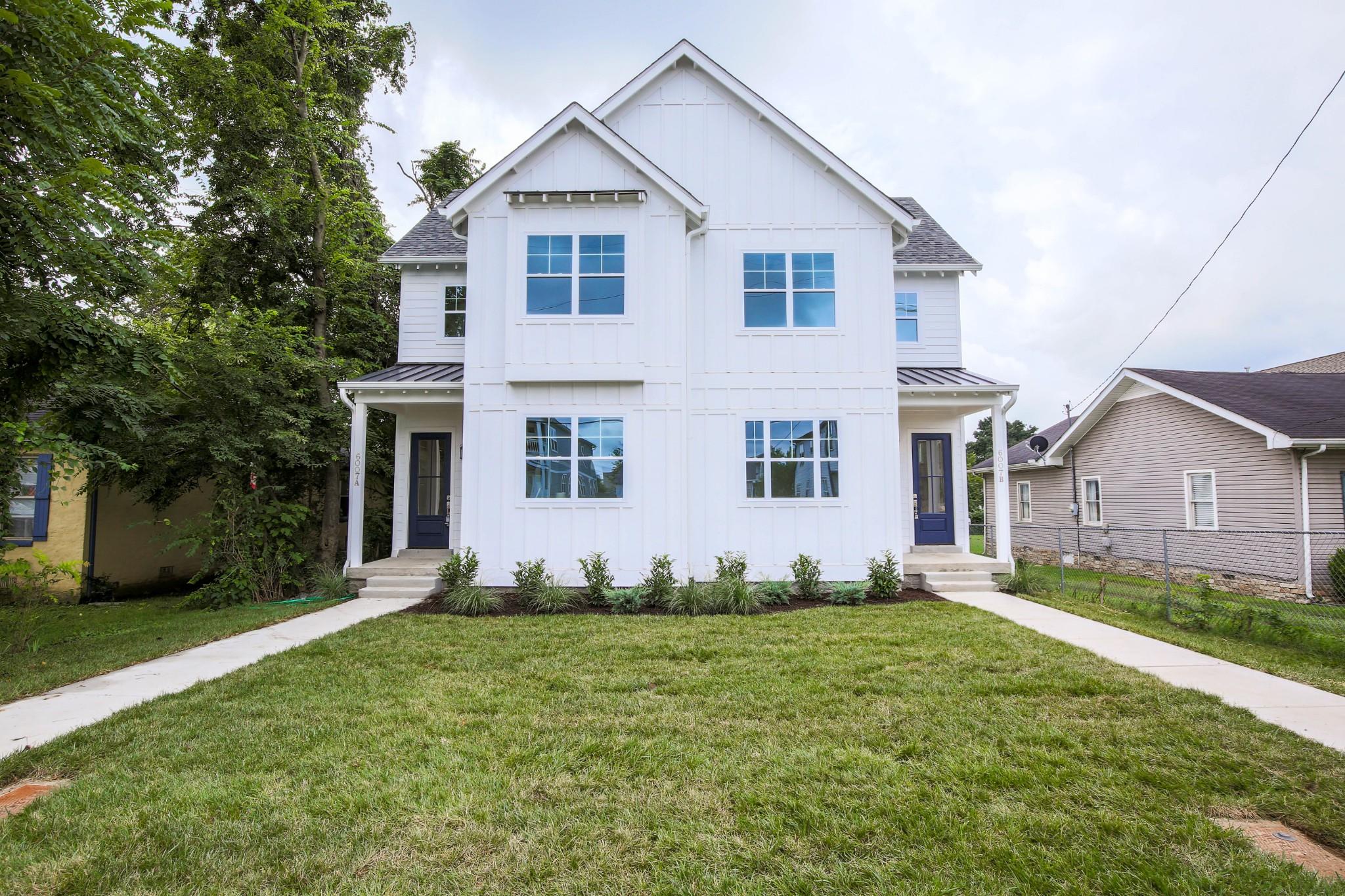 6007A California Ave Property Photo - Nashville, TN real estate listing