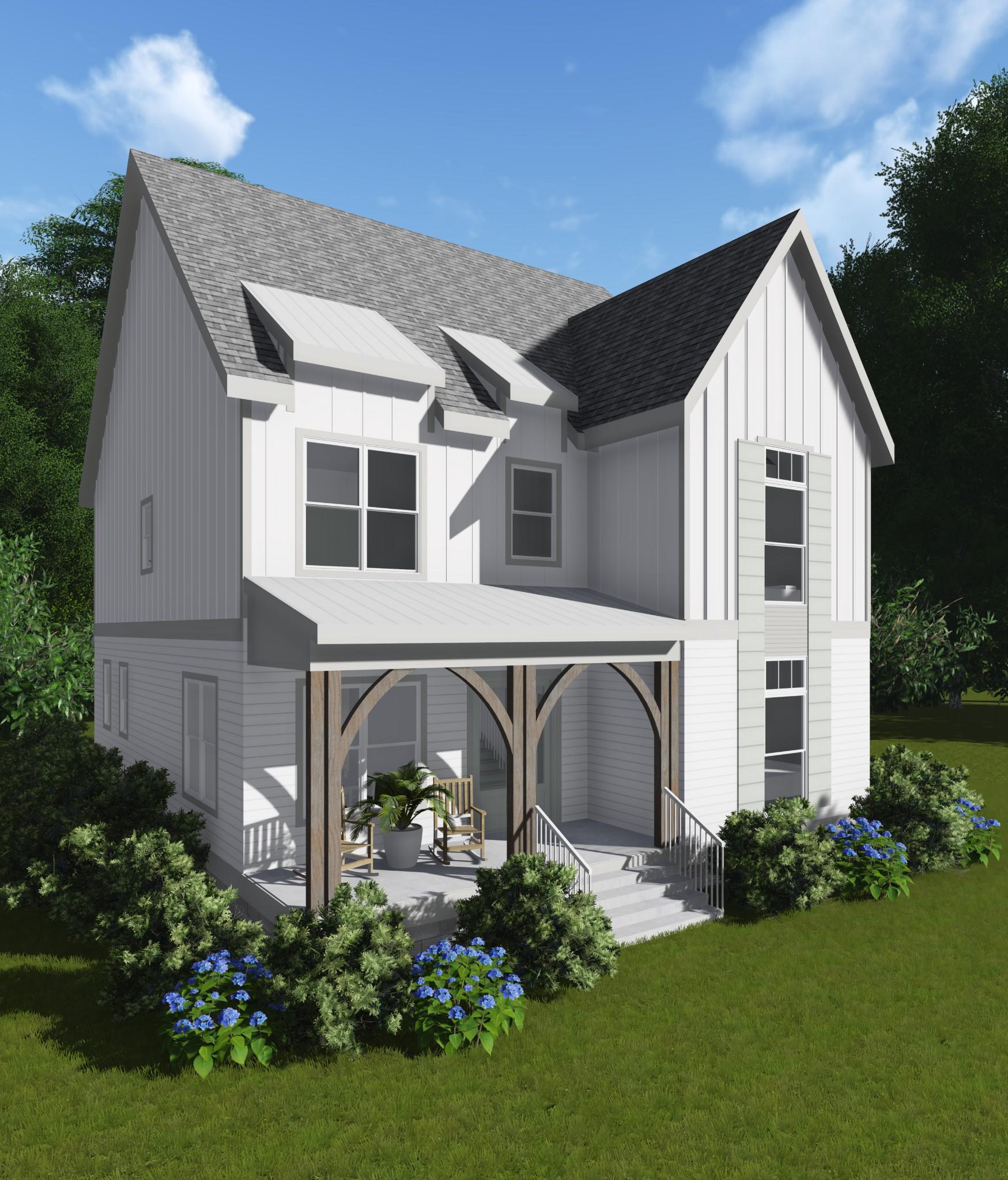 1810 Long Ave Property Photo - Nashville, TN real estate listing