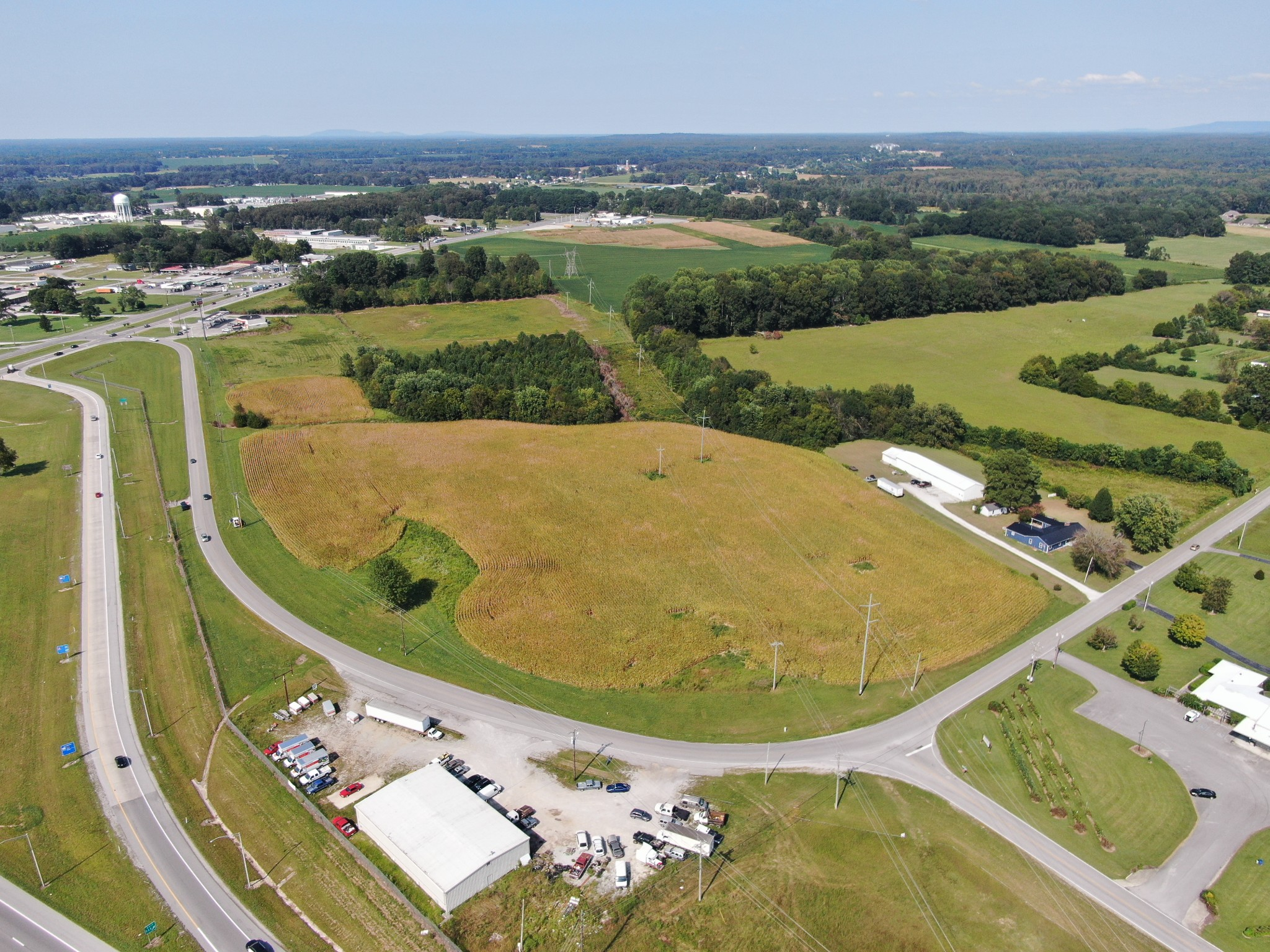 0 Ragsdale Rd Property Photo - Manchester, TN real estate listing
