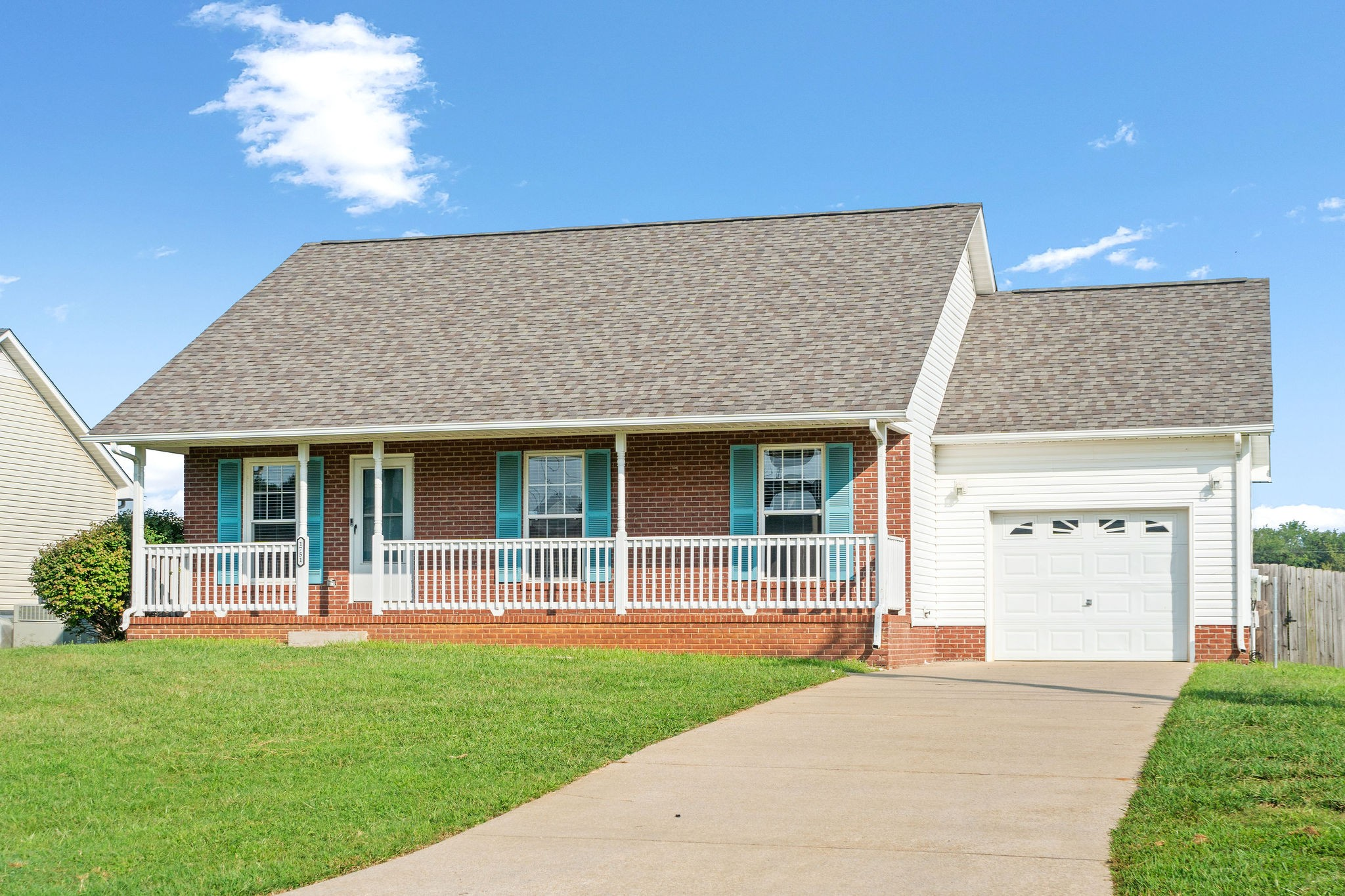 1751 Butternut Dr Property Photo - Clarksville, TN real estate listing