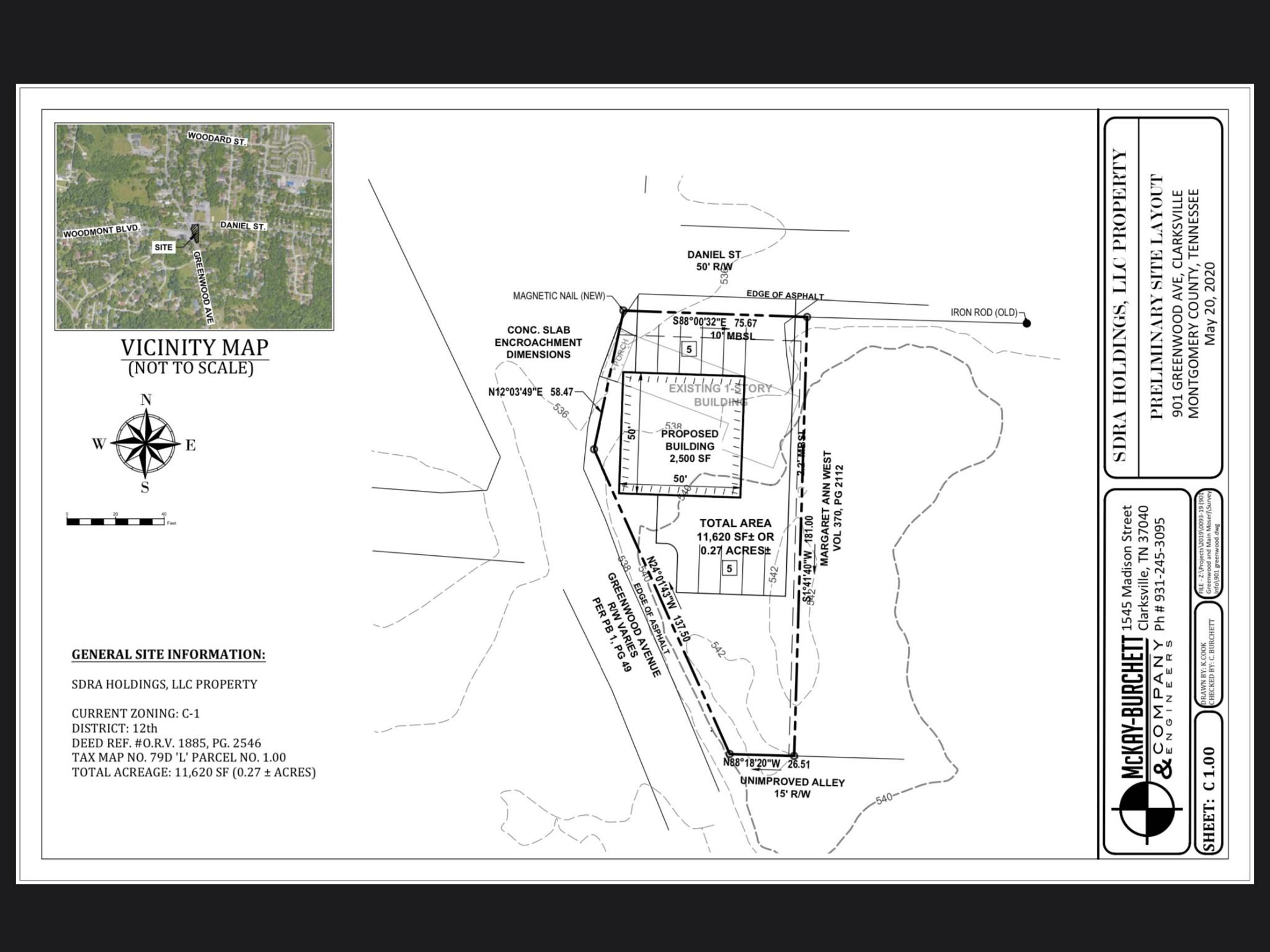 901 Greenwood Ave Property Photo