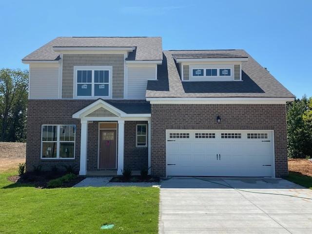 707 Monarchos Bend (Lot 105) Property Photo - Burns, TN real estate listing