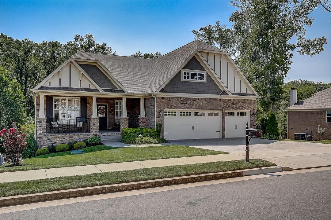 2241 Arbor Pointe Way Property Photo - Hermitage, TN real estate listing