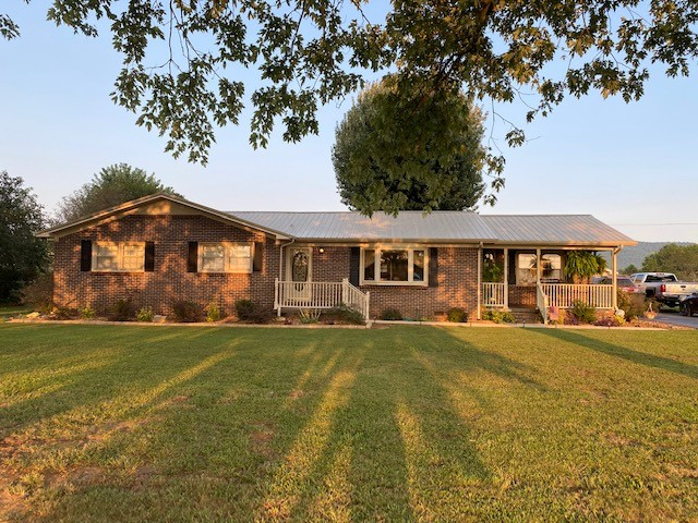 1501 Maxwell Rd Property Photo - Belvidere, TN real estate listing