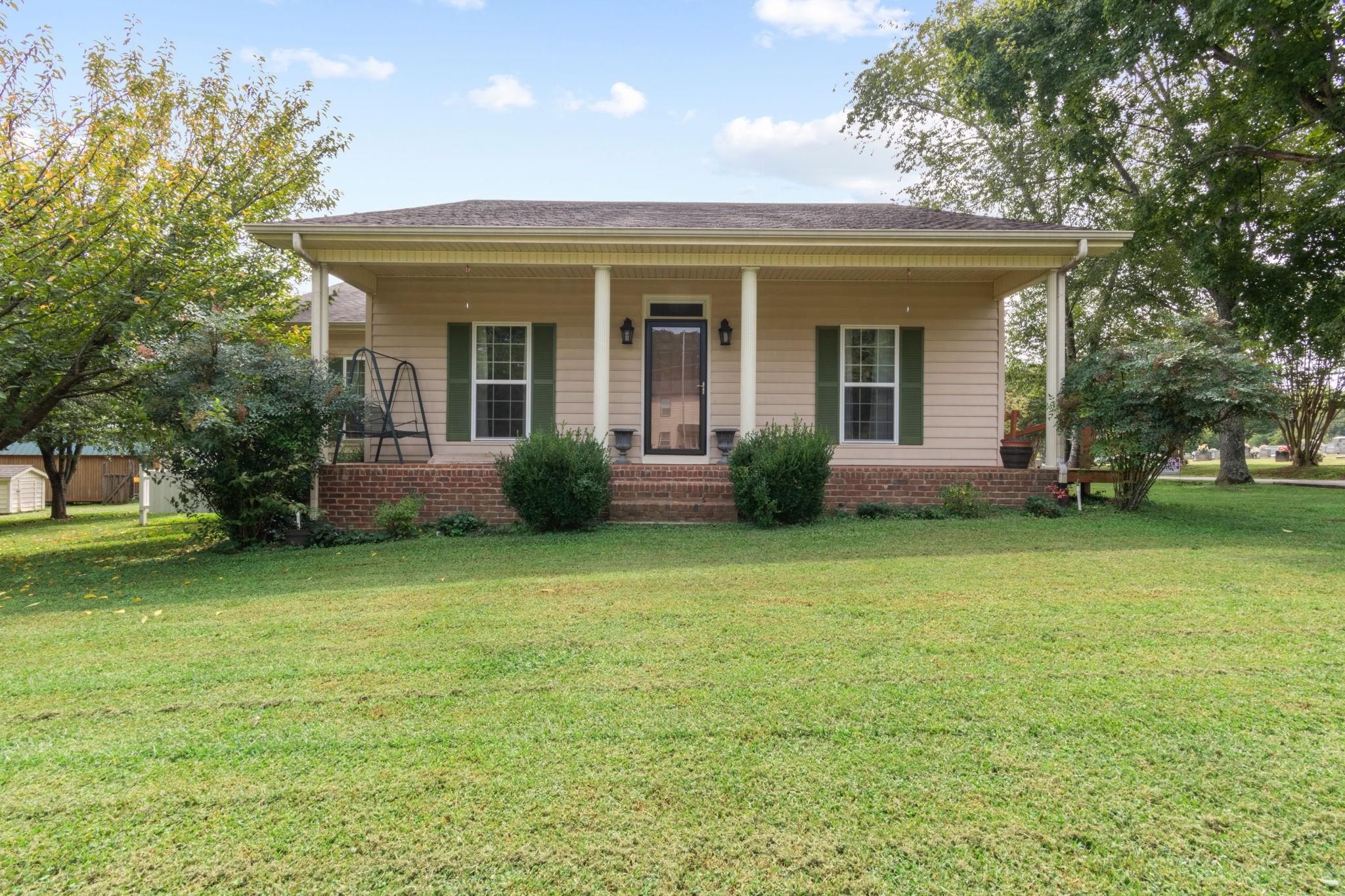 117 Wiggins Ave Property Photo - Lynchburg, TN real estate listing