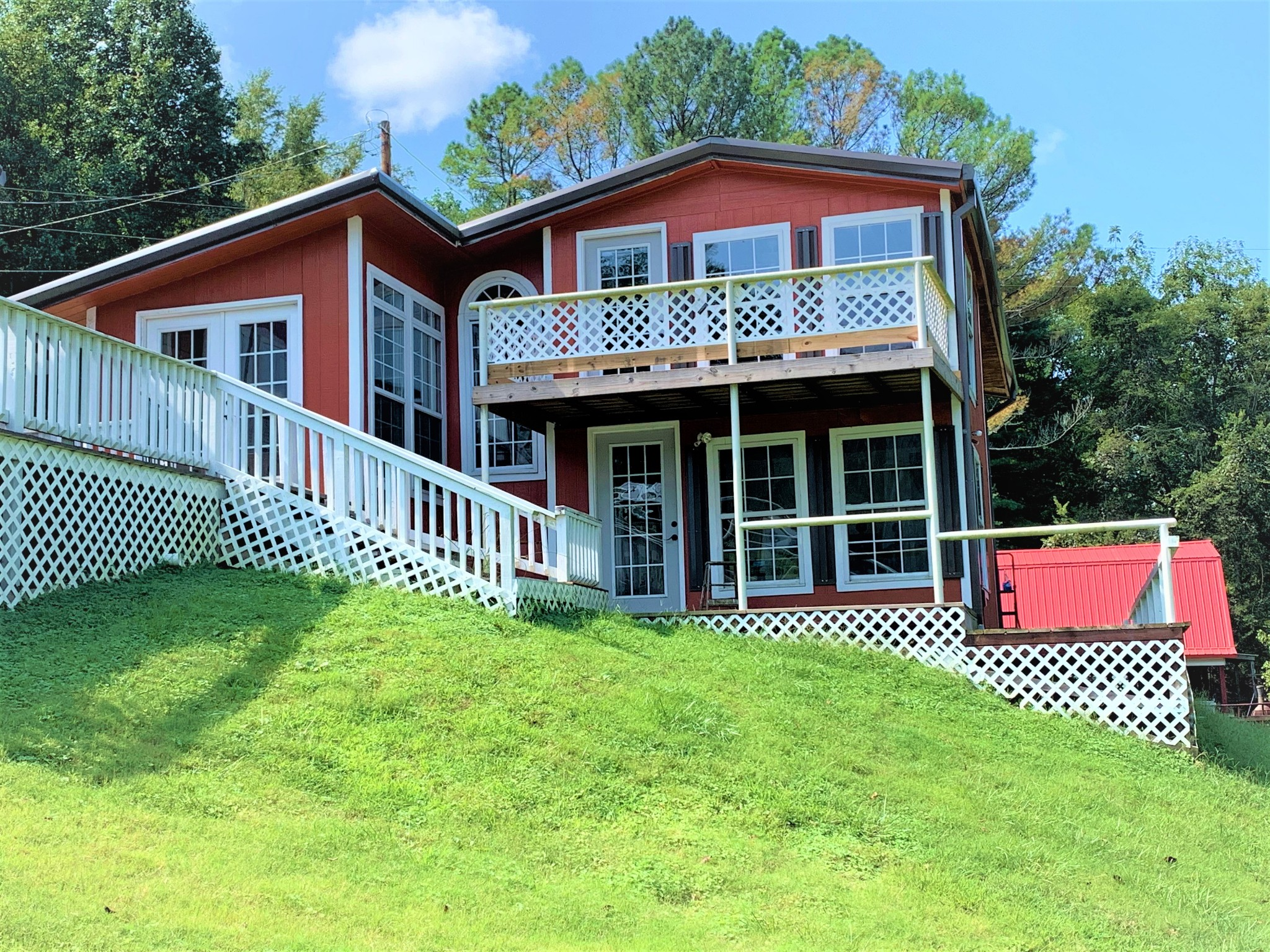 550 Shasteen Hollow Rd Property Photo - Lynchburg, TN real estate listing