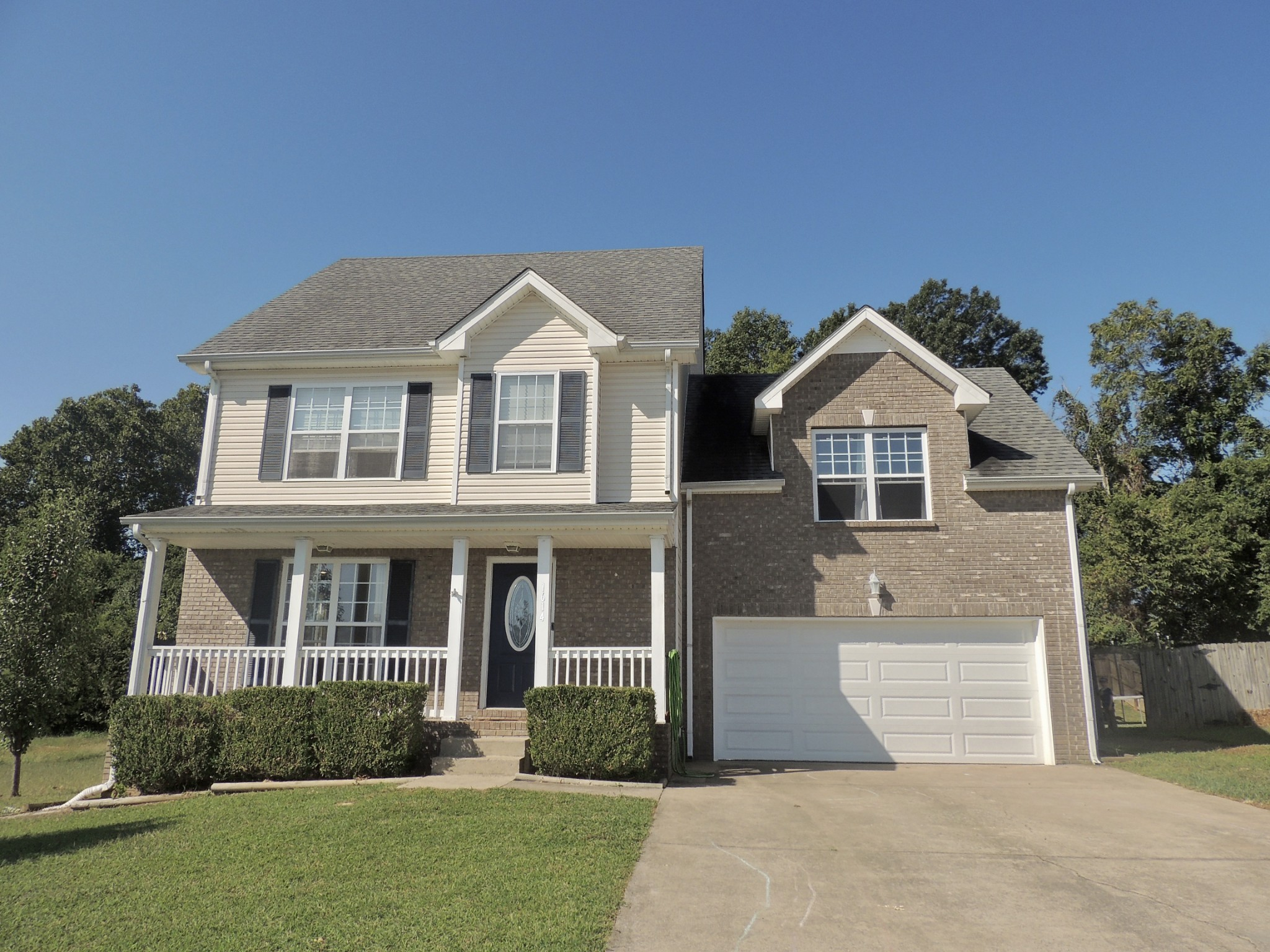 1614 Autumn Dr Property Photo - Clarksville, TN real estate listing