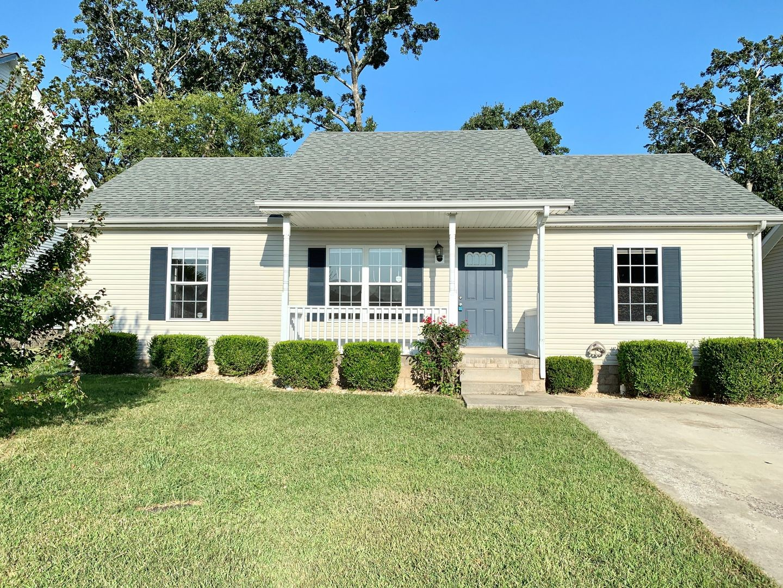 3425 Foxrun Ln Property Photo - Clarksville, TN real estate listing