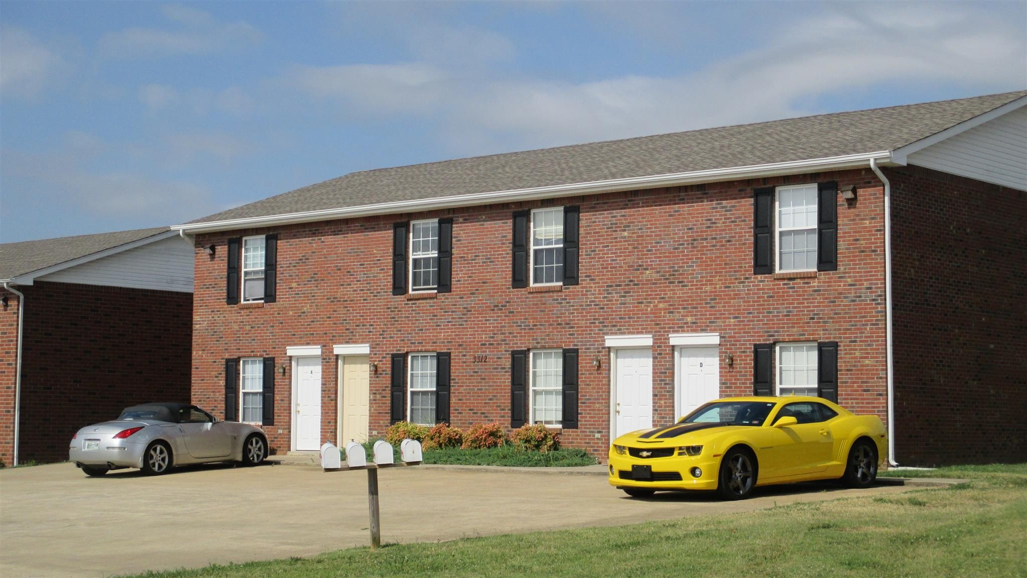 550 Syracuse Drive Property Photo - Clarksville, TN real estate listing