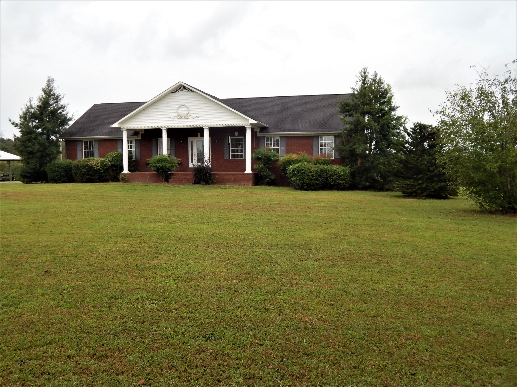285 Senator Cobb Rd Property Photo - Clifton, TN real estate listing