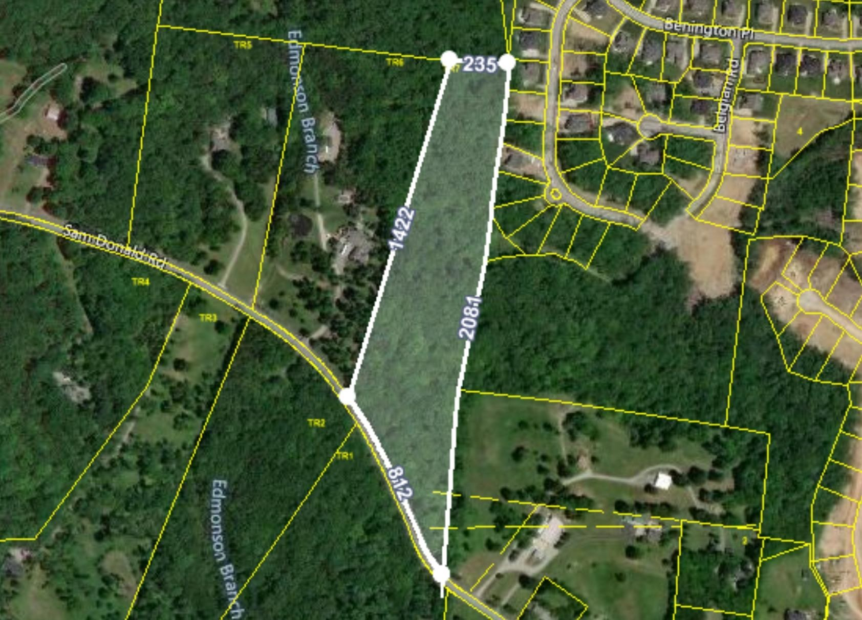 9820 Sam Donald Rd Property Photo - Nolensville, TN real estate listing