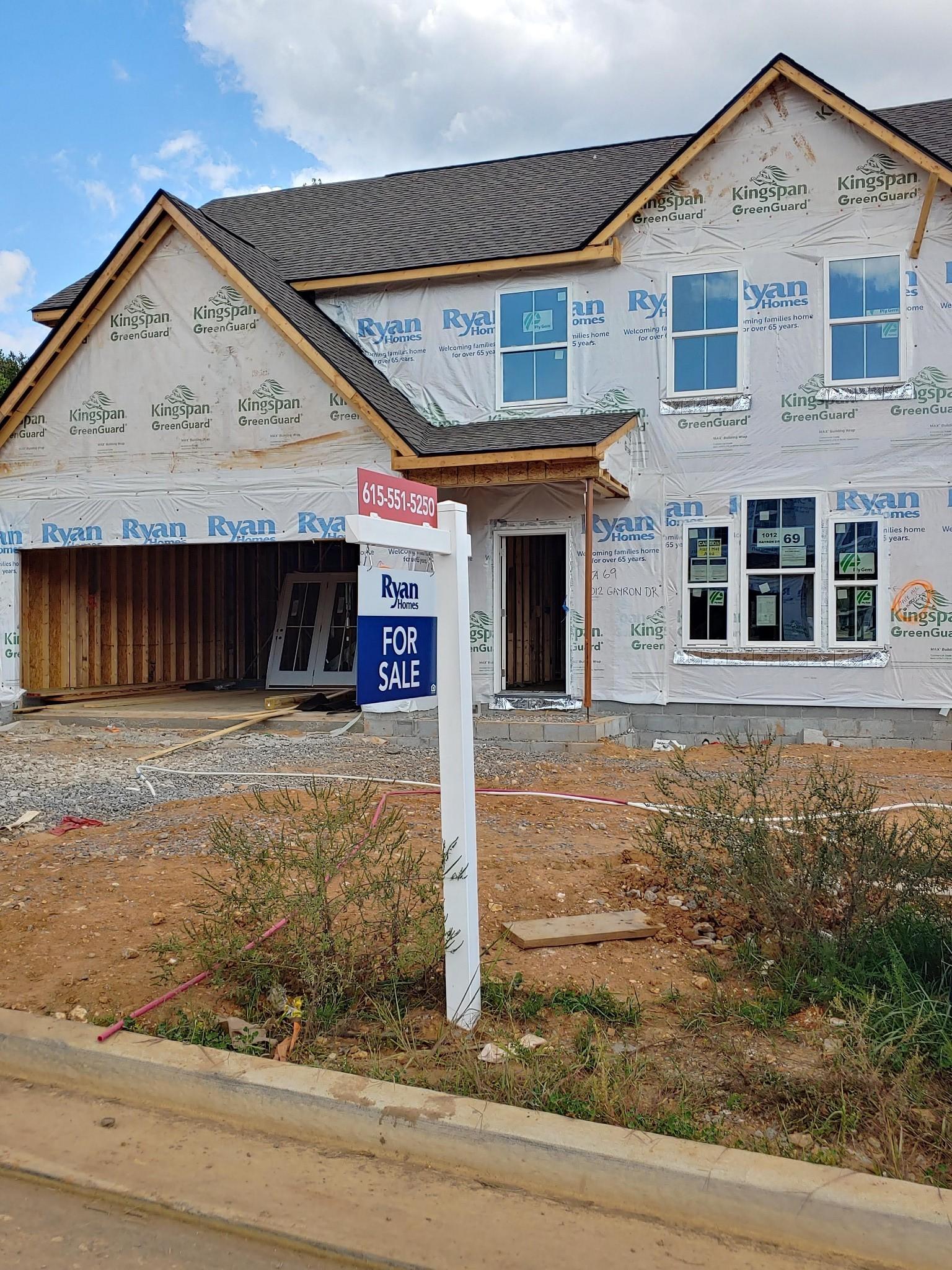 1012 Gayron Drive Property Photo - Joelton, TN real estate listing