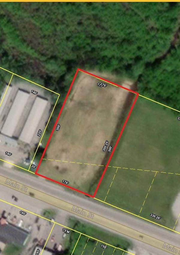 0 Main St Property Photo - Ardmore, TN real estate listing