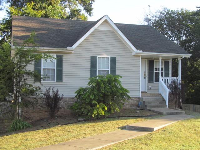 3257 N Senseney Cir Property Photo - Clarksville, TN real estate listing
