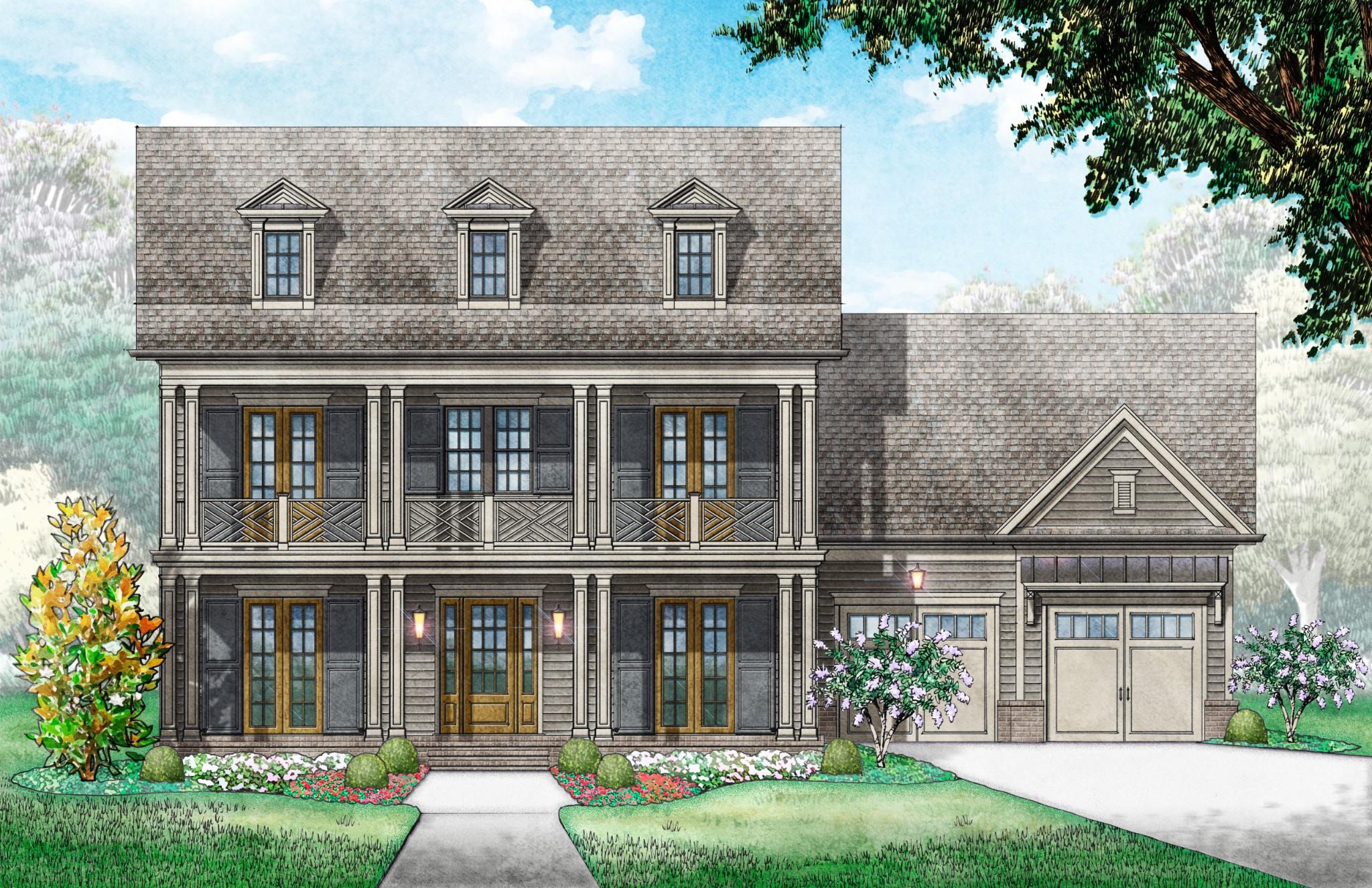 806 Cheltenham Ave, Lot # 2088 Property Photo - Franklin, TN real estate listing
