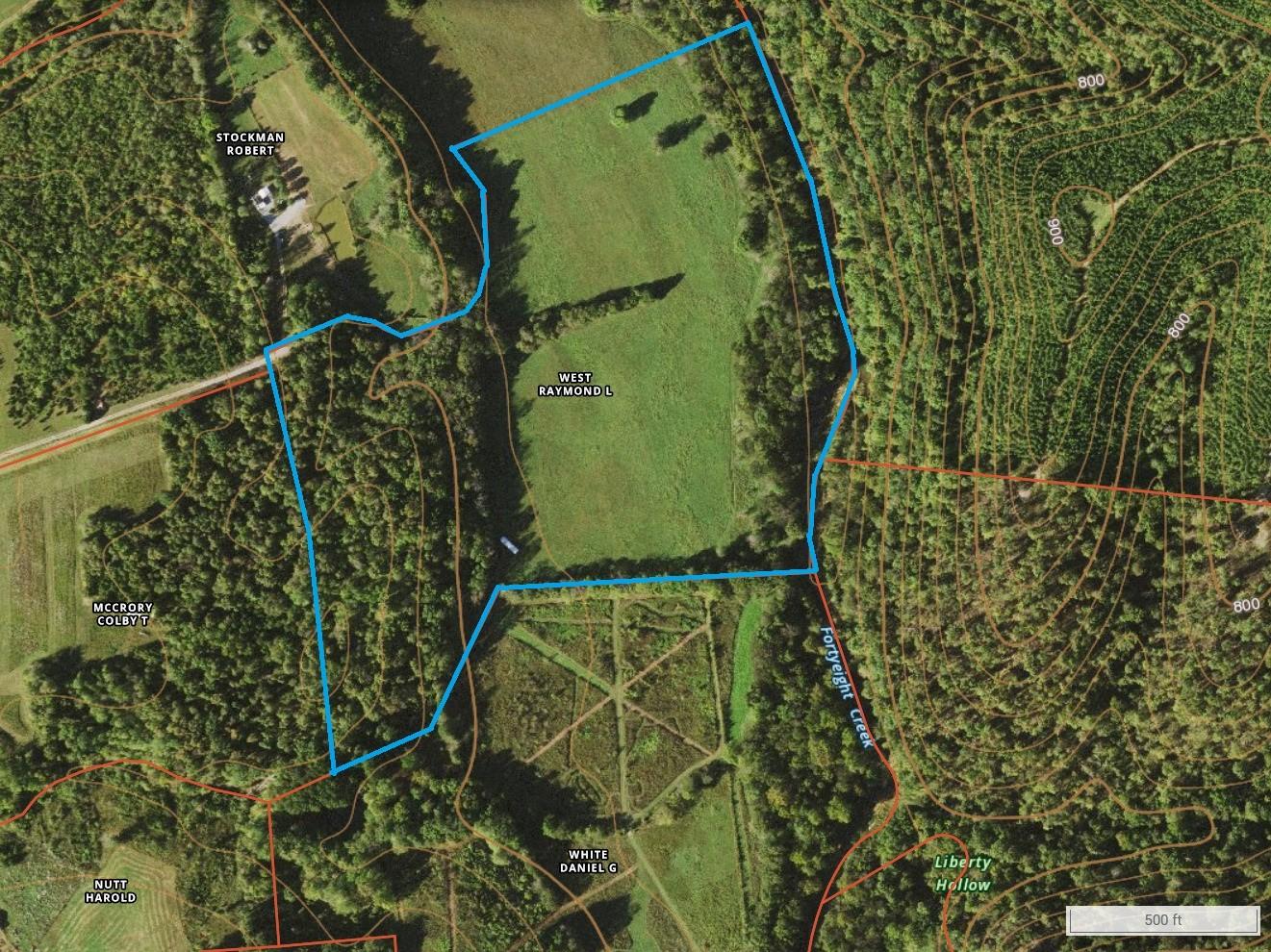 0 Forty Eight Creek Rd Property Photo - Waynesboro, TN real estate listing