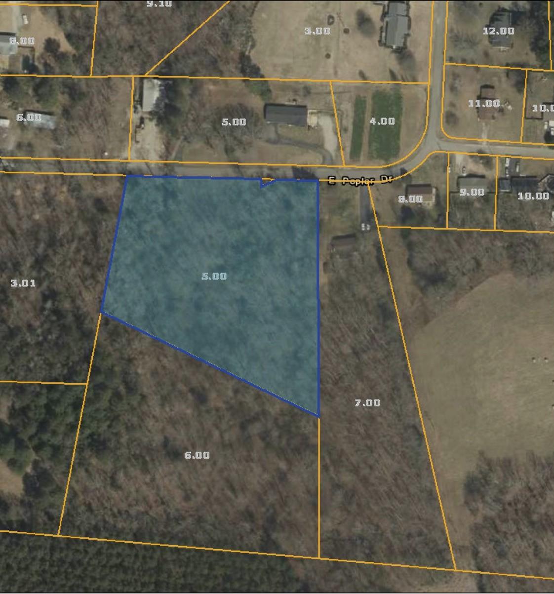 0 E Poplar Dr Property Photo - Decaturville, TN real estate listing