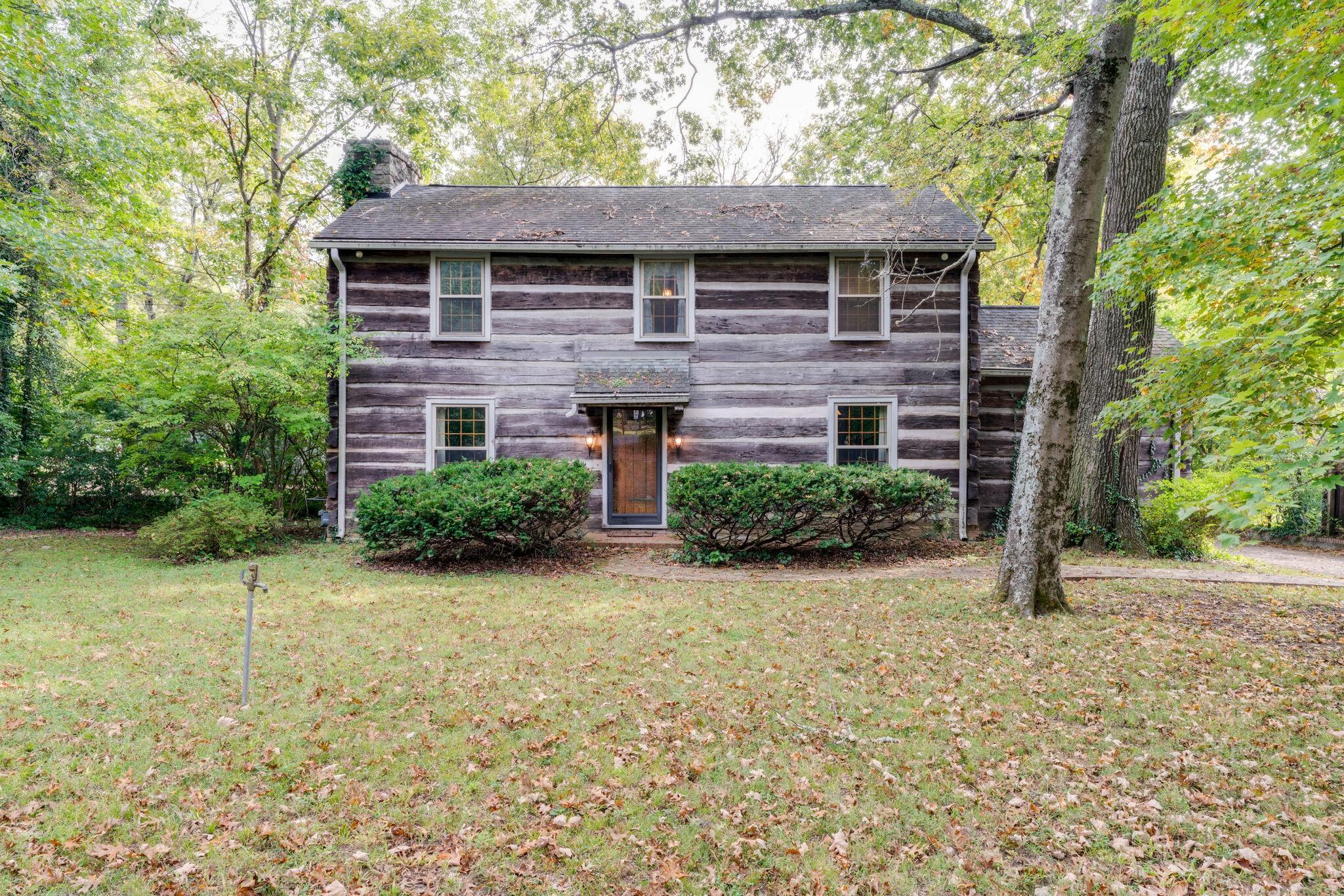4615 Log Cabin Rd Property Photo - Nashville, TN real estate listing