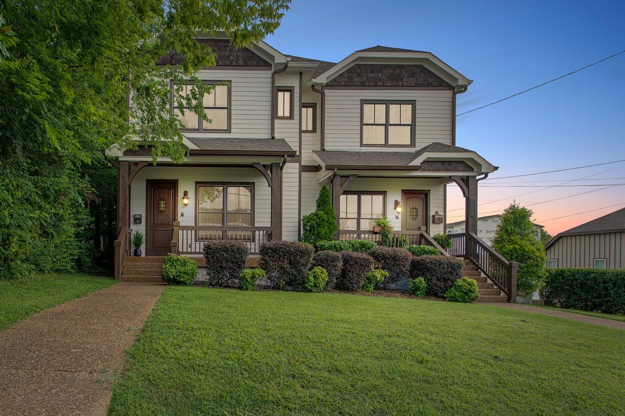 1100B W Grove Ave Property Photo - Nashville, TN real estate listing