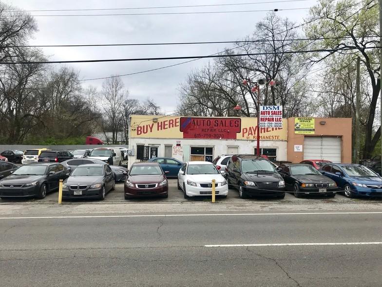 2814 Dickerson Road NE Property Photo - Nashville, TN real estate listing