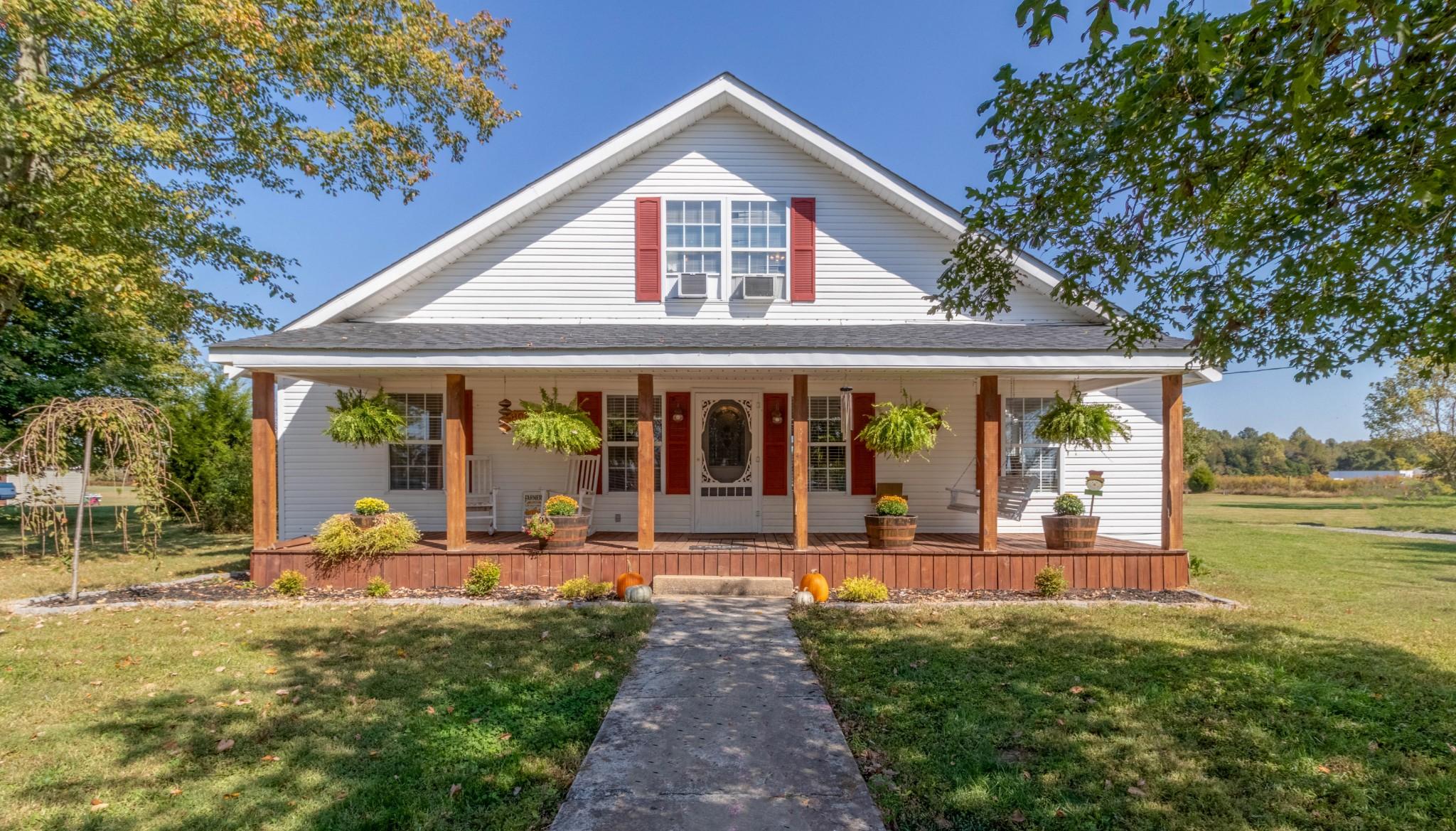 3717 Atkins Rd Property Photo - Cedar Hill, TN real estate listing