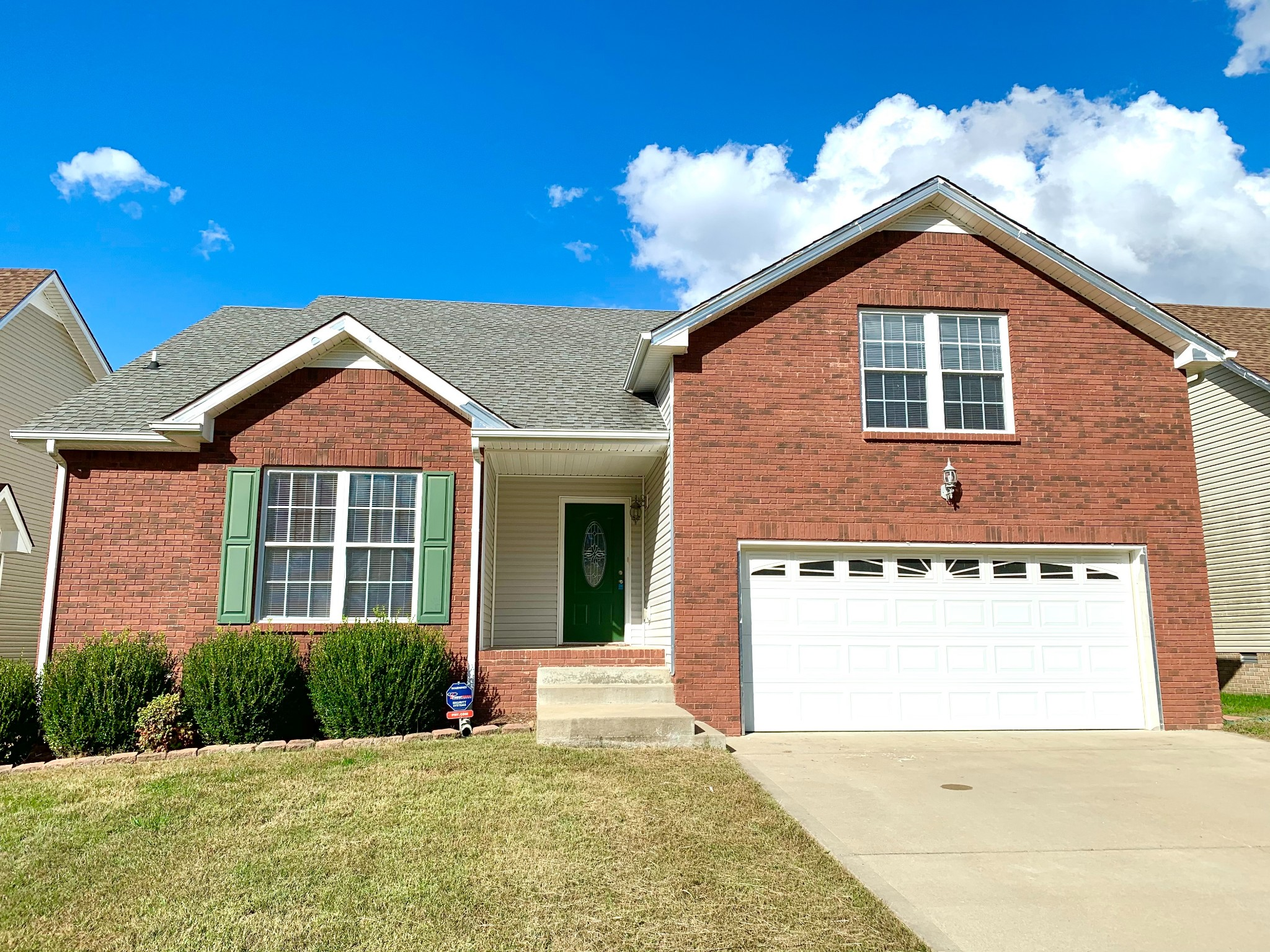 1401 Bruceton Dr Property Photo - Clarksville, TN real estate listing