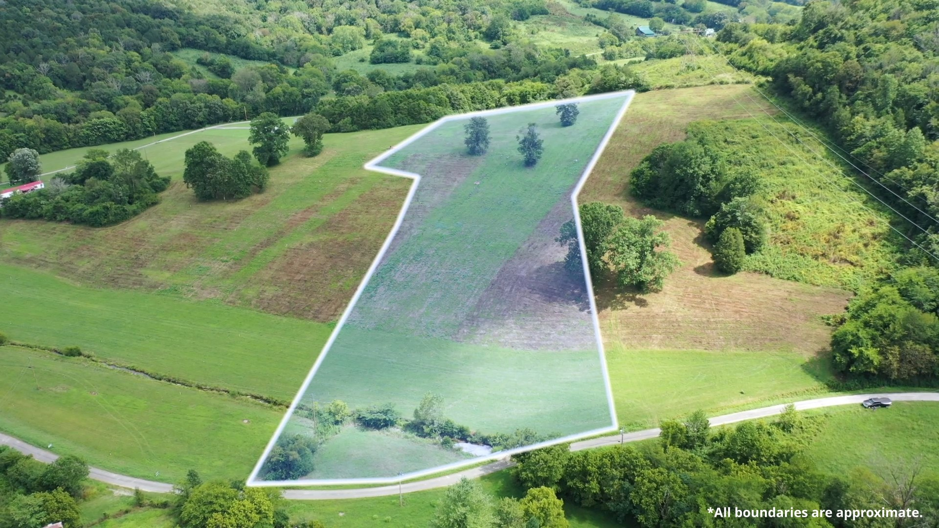 0 Lot 3 and 5 Enigma Rd Property Photo - Buffalo Valley, TN real estate listing