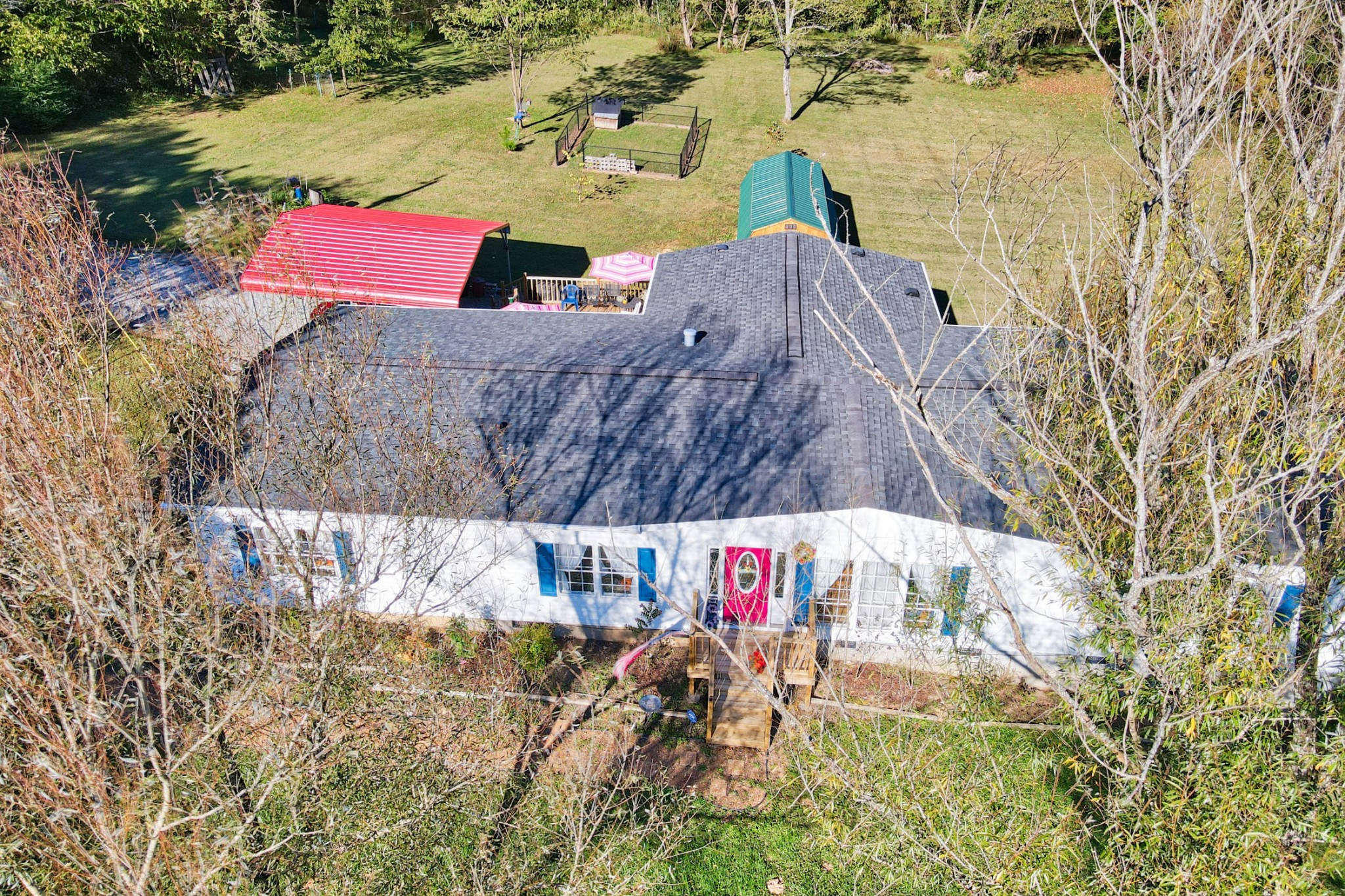 2758 Highway 25 Property Photo - Cottontown, TN real estate listing