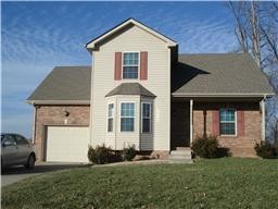 2511 Rafiki Dr Property Photo - Clarksville, TN real estate listing