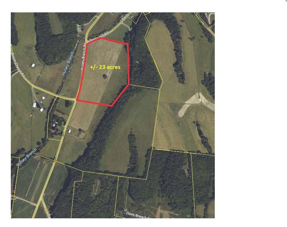 1 Hulsey Br Rd Property Photo - Minor Hill, TN real estate listing