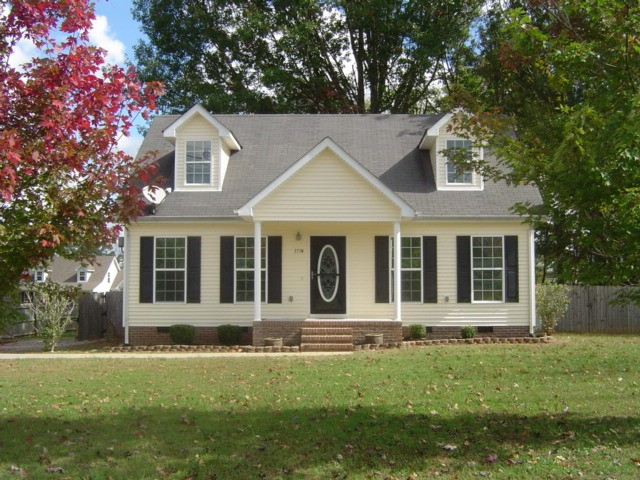 1774 Halls Mill Rd Property Photo - Unionville, TN real estate listing