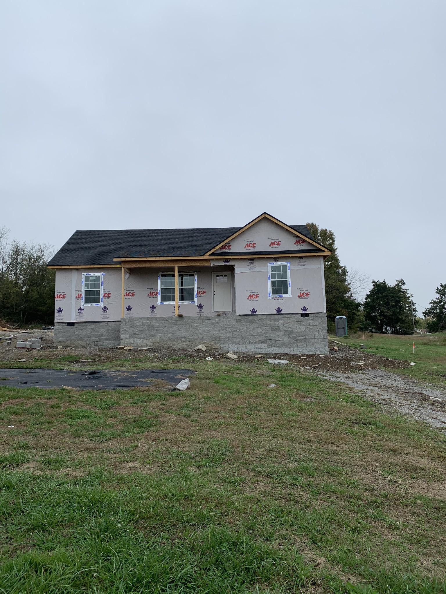 101 New Town Rd Property Photo - Cornersville, TN real estate listing