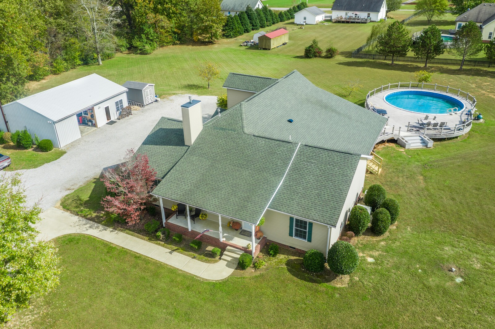 4622 Old Hwy 31W S Property Photo - Cottontown, TN real estate listing