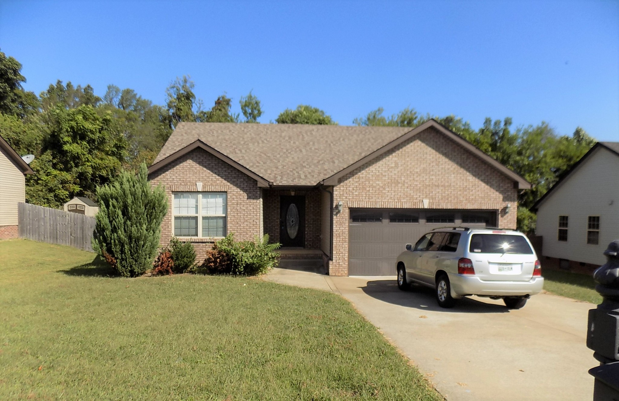 2461 Andersonville Dr Property Photo - Clarksville, TN real estate listing