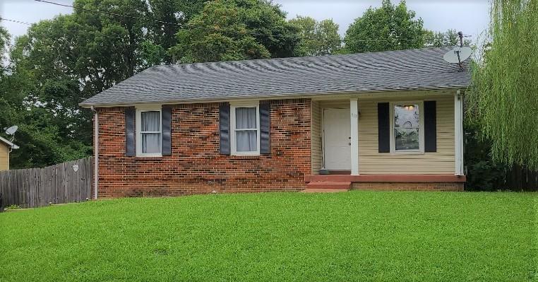 813 R S Bradley Blvd Property Photo - Clarksville, TN real estate listing