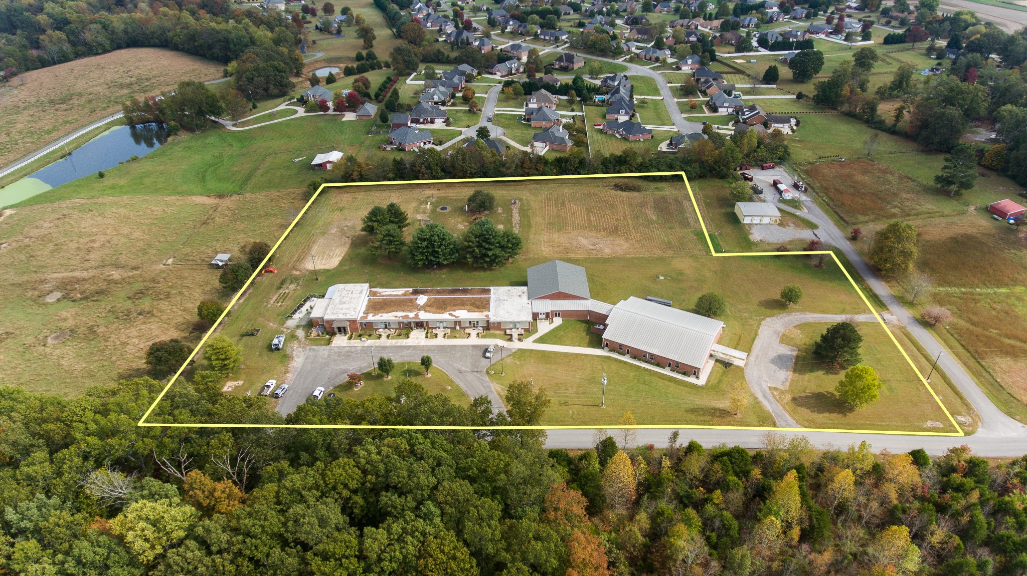 2140 Riley Creek Rd Property Photo - Normandy, TN real estate listing