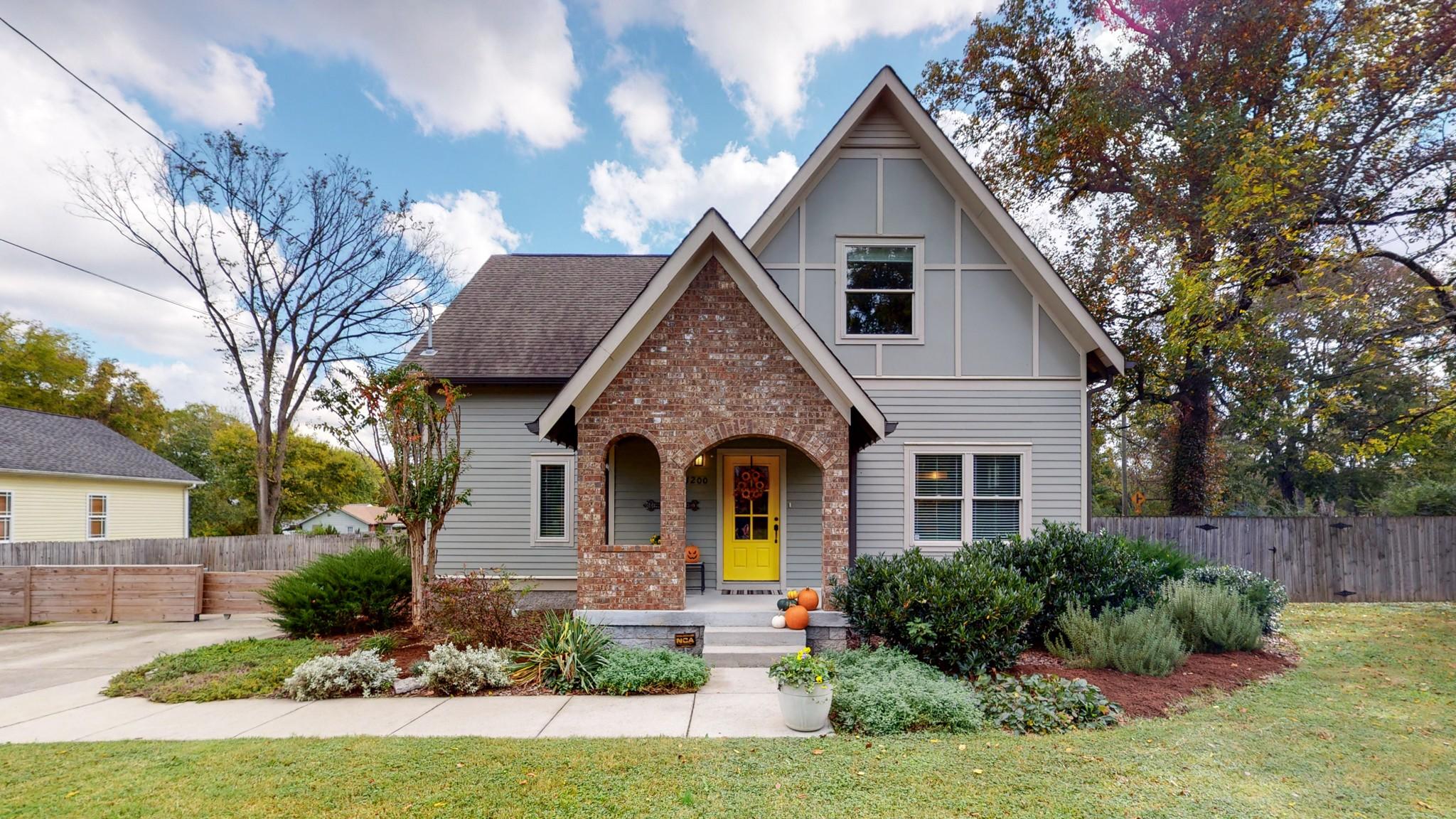 1200 Kenmore Pl Property Photo - Nashville, TN real estate listing