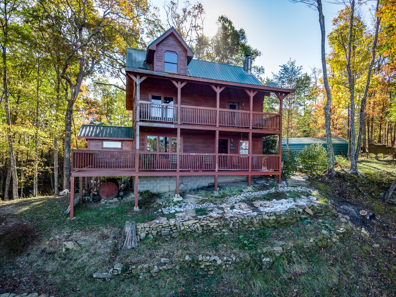 174 Moonshine Bluff Property Photo - Sparta, TN real estate listing