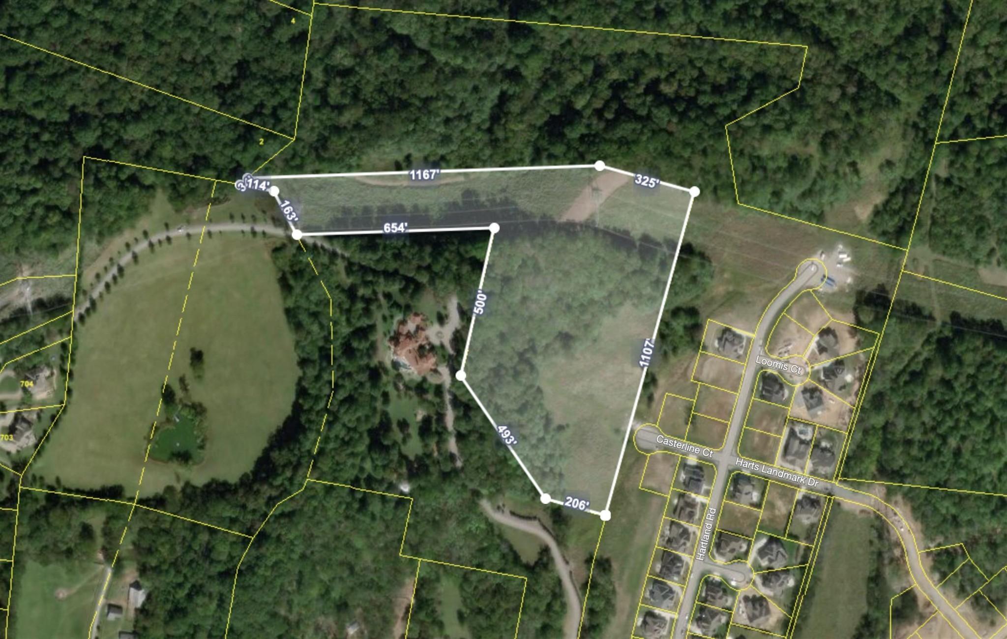 0 Hartland Road Property Photo - Franklin, TN real estate listing