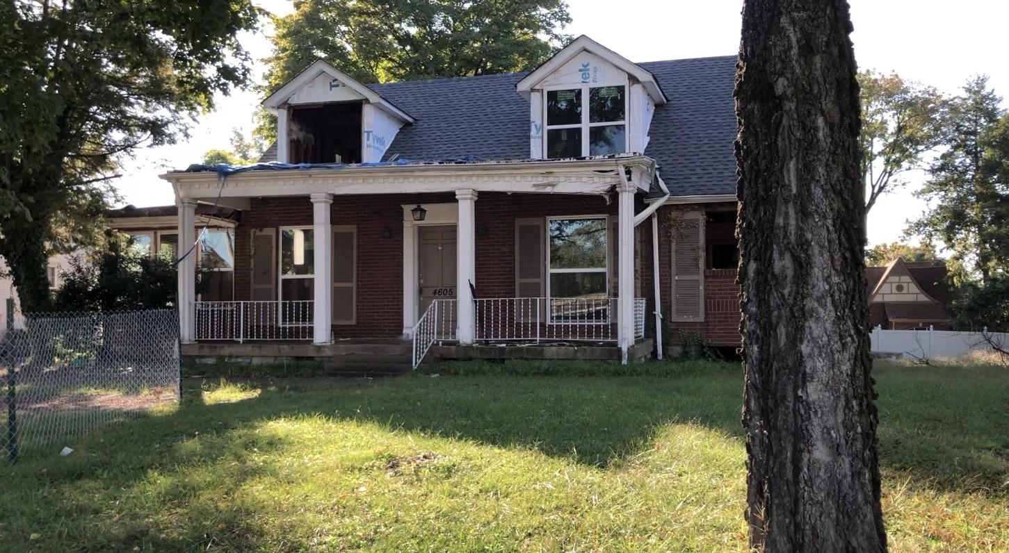 4605 Gallatin Pike Property Photo - Nashville, TN real estate listing