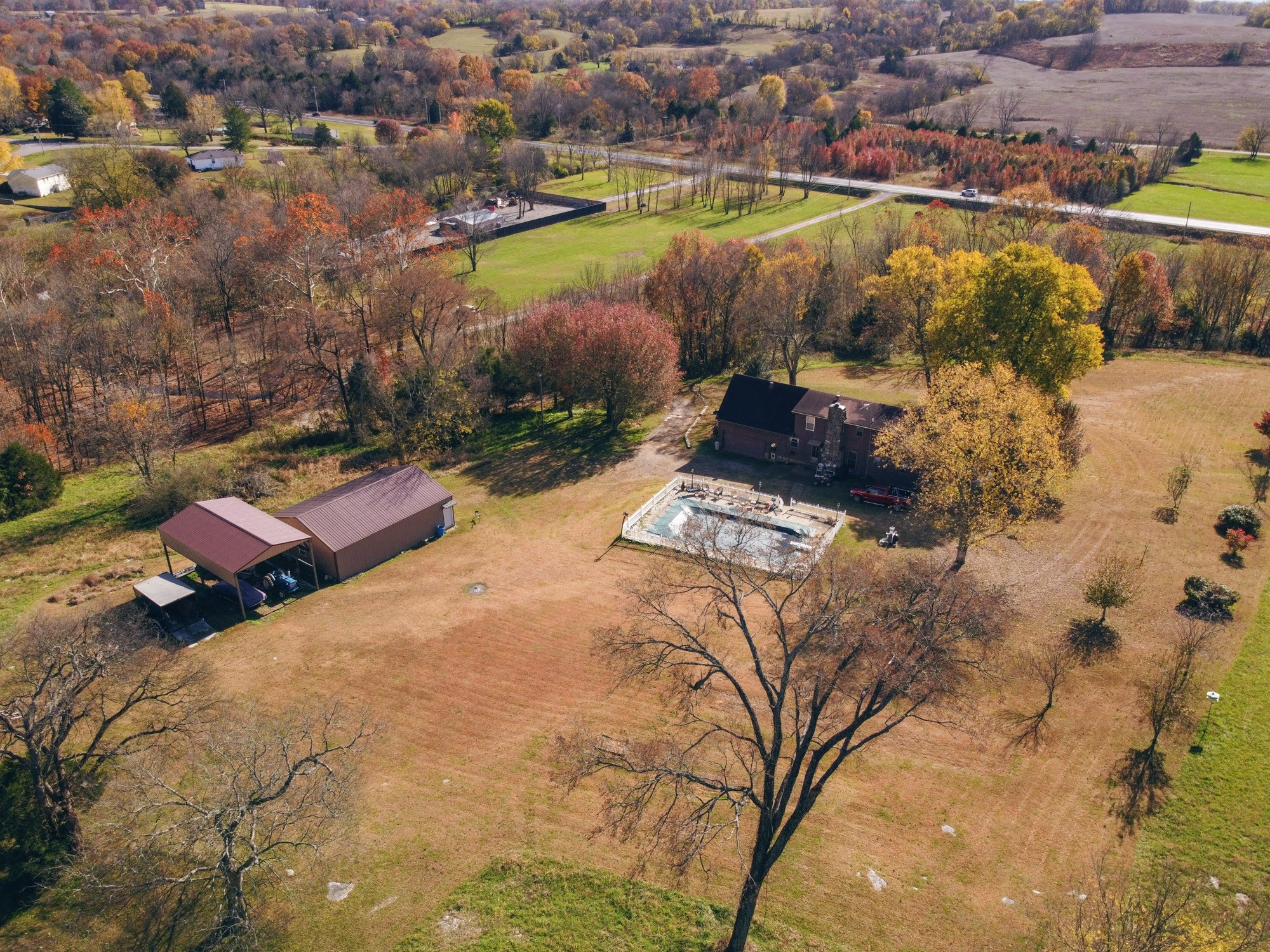 3265 Hartsville Pike Property Photo - Castalian Springs, TN real estate listing