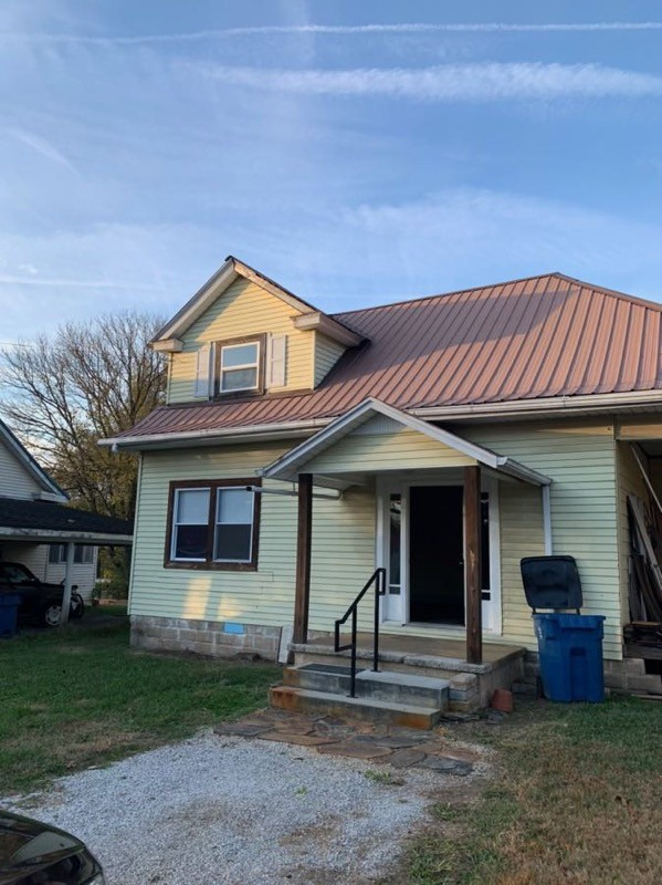600 W High St Property Photo - Manchester, TN real estate listing