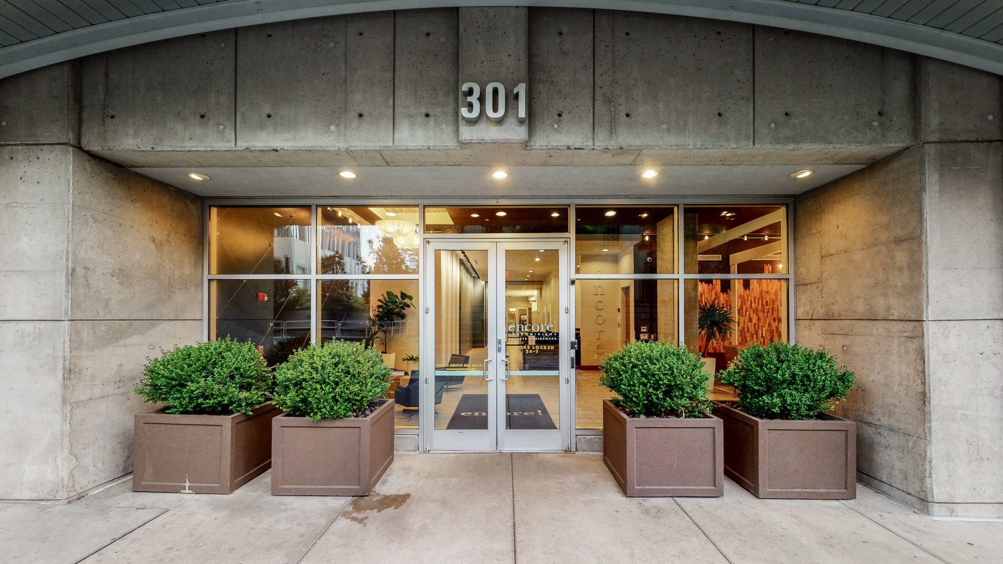 301 Demonbreun #810 Property Photo - Nashville, TN real estate listing