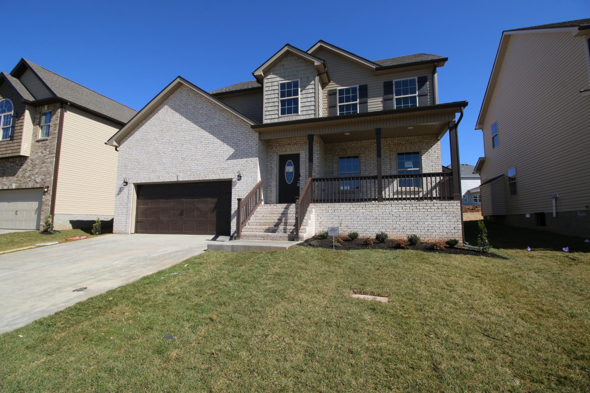 467 Autumn Creek Property Photo - Clarksville, TN real estate listing