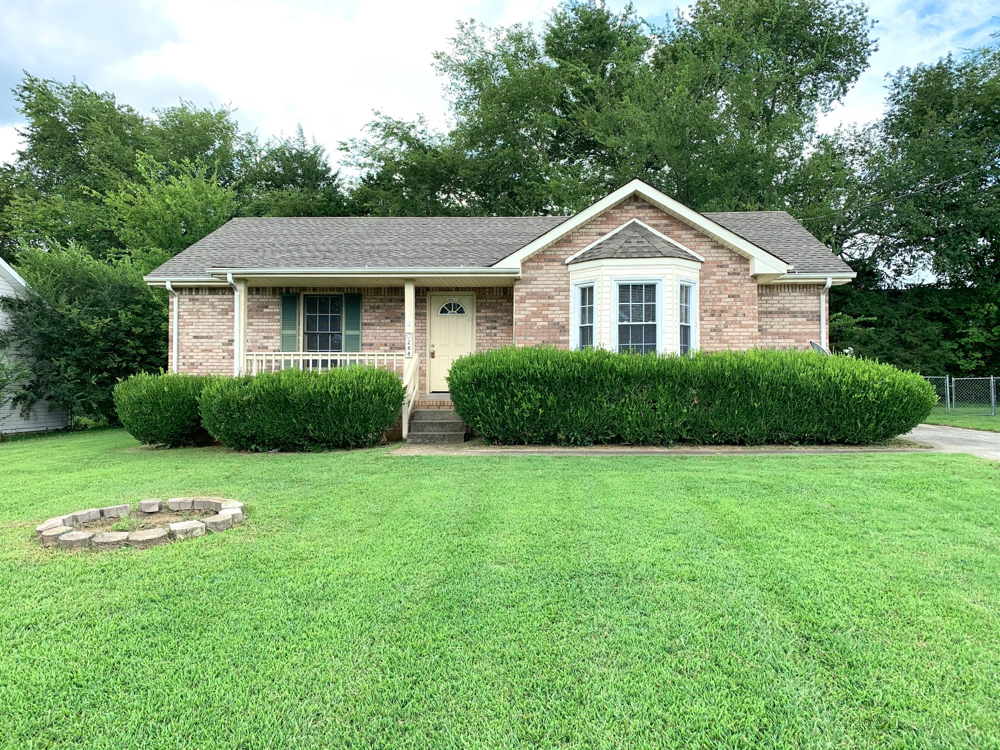 268 Moncrest Dr Property Photo - Clarksville, TN real estate listing