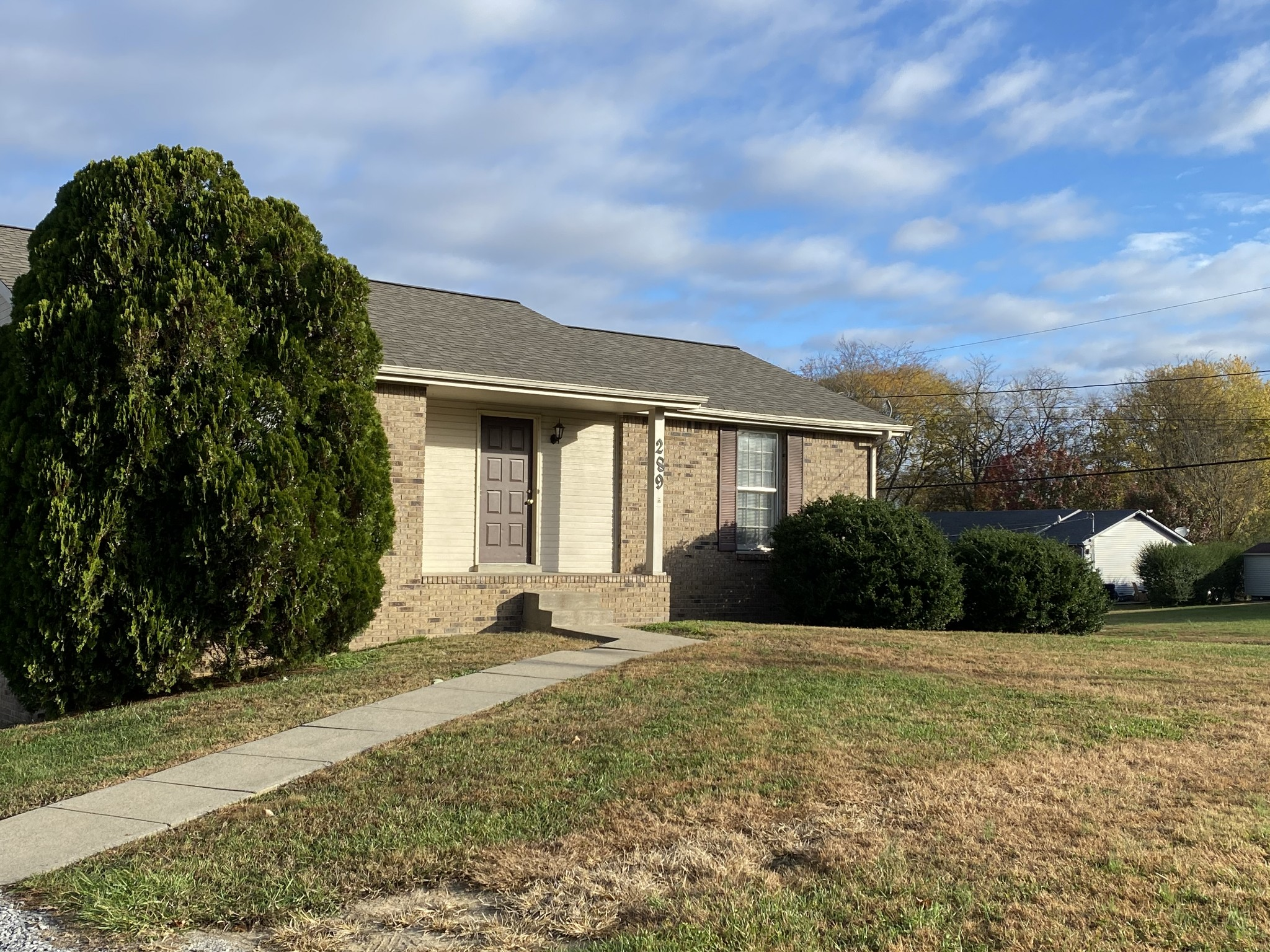 289 Northwood Ter Property Photo - Clarksville, TN real estate listing