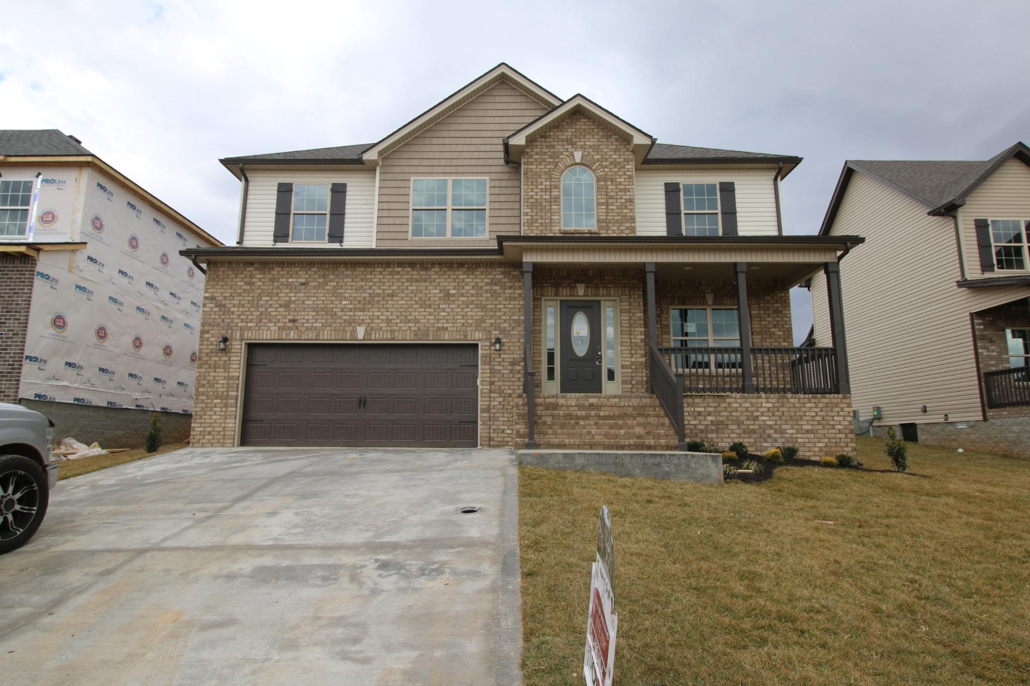 469 Autumn Creek Property Photo - Clarksville, TN real estate listing