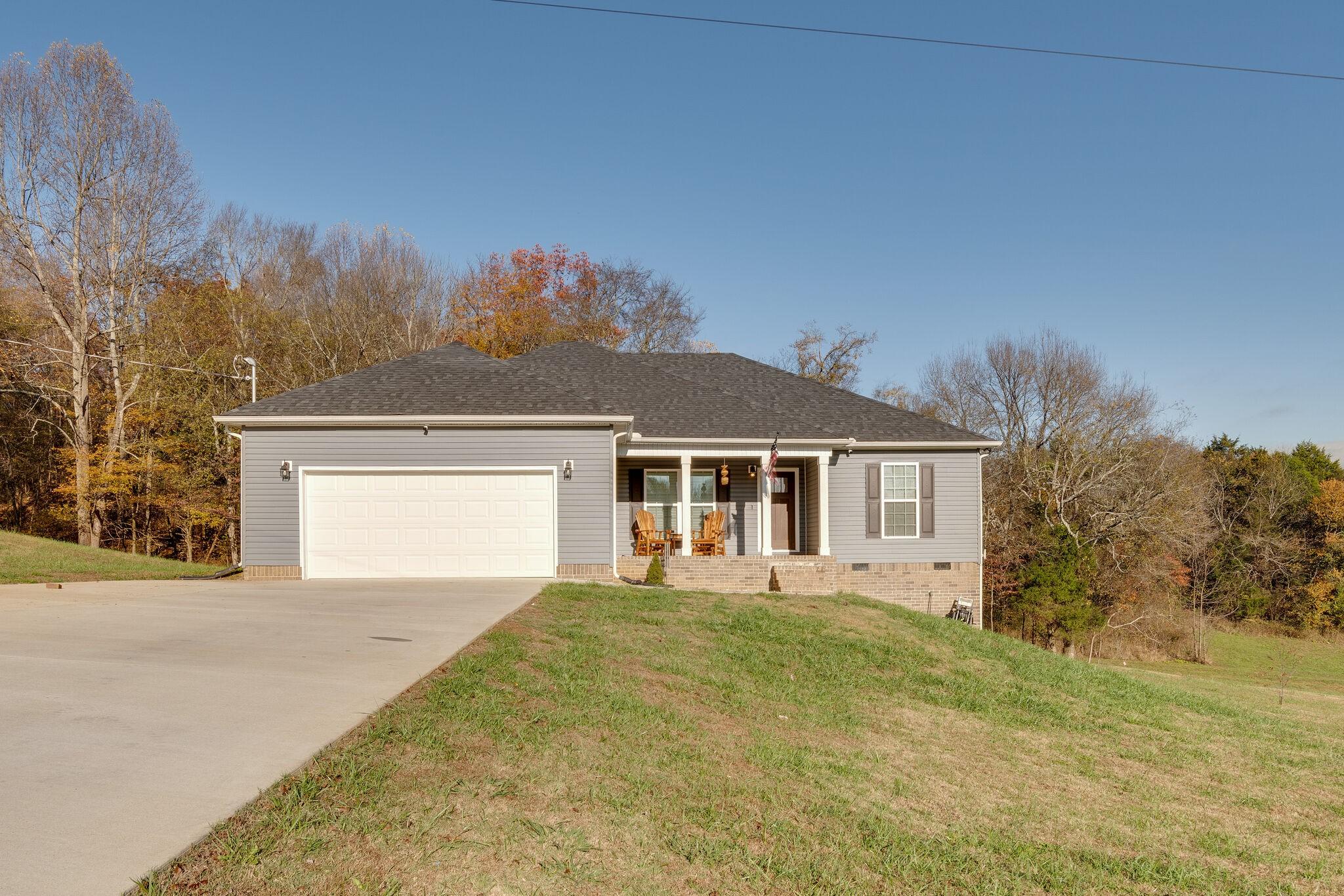 180 Case Rd Property Photo - Lynchburg, TN real estate listing